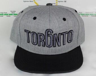 One of a Kind Sneakerhead Hybrid Tor6nto hat. Original, Custom, One of a Kind, CN Tower, The Six, 6ix, GTA, YYZ , 416 Hats, Lit Asf!