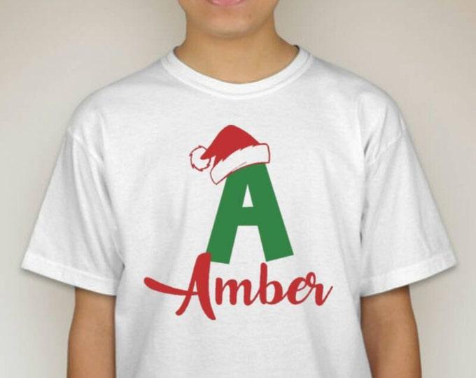 Custom Christmas Tshirt
