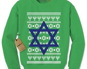 Jewish sweater   Etsy