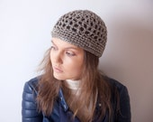 Silver crochet hat, metallic cap, holidays hat, shiny tam, shimmer and shine on your night out, OOAK, unique, ready to ship, womens beanie