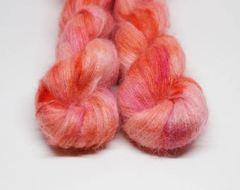Legless Flamingo - Drift - Kid Mohair Silk Laceweight