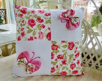 Pillowcase style patchwork