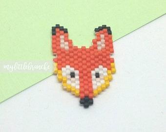 """PIN """"little fox"""""""