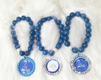 Zeta Phi Beta Woman Charm Bracelet, zeta personalized gifts, birthday gifts, anniversary gifts, girls bracelet