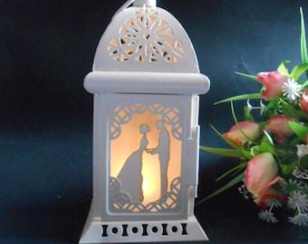 Set of 10 Rustic Lantern, Rustic Wedding Lighting, Wedding Table Number, Moroccan Lantern, Wedding Lantern,Candle Holder,Wedding Centerpiece