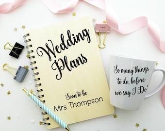 Wedding journal etsy junglespirit Choice Image