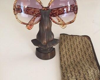 Yves Saint Laurent vintage Yves Saint Laurent vintage 70s 70s sunglasses sunglasses