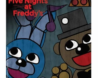 Five Nights at Freddy's Party Supplies/Five Nights at Freddy's Party Napkins 16 count pack/Beverage and Luncheon Size Avaiable