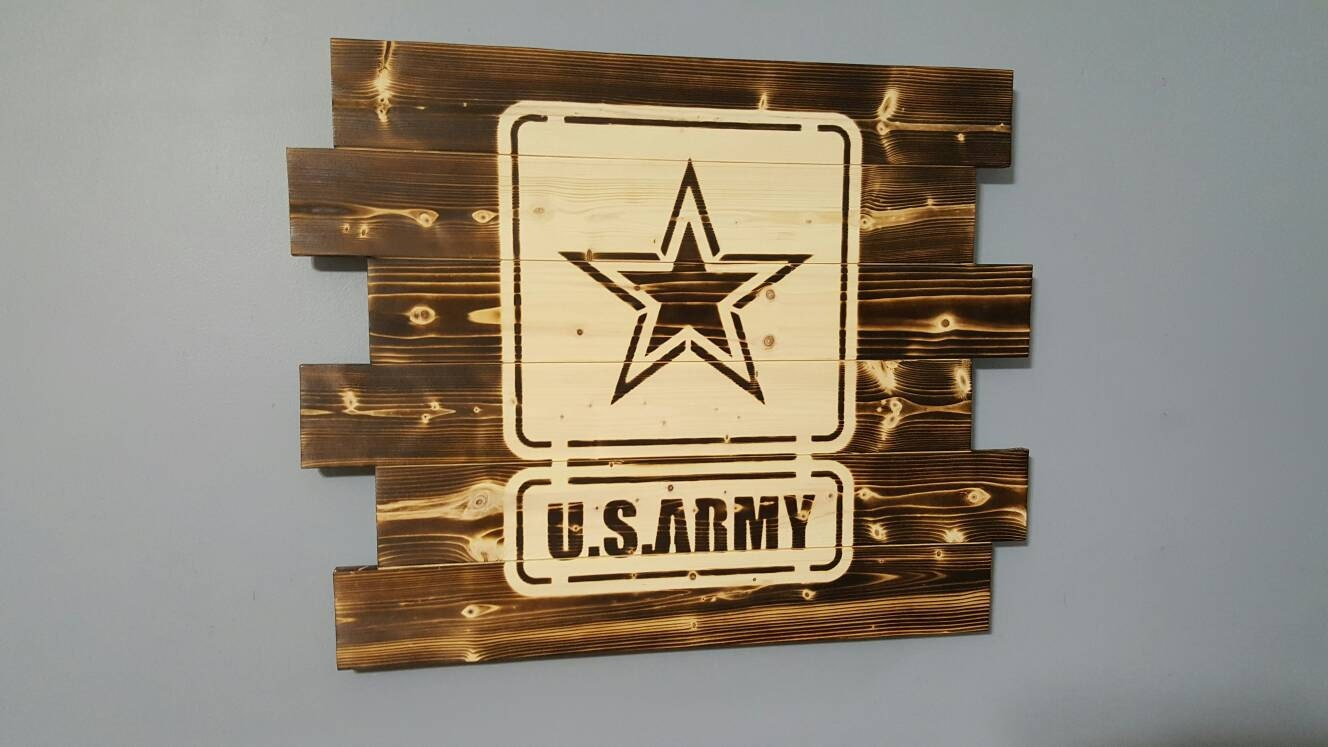 Army Wall Art - Elitflat