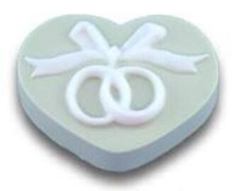 Engagement/Wedding Rings Soap