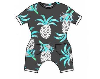 Baby Romper ~ Toddler Romper ~ Preemie Romper ~ Girls Romper ~ Romper for Girls ~ Newborn Romper ~ Baby Girl Romper ~ Floral Baby Romper
