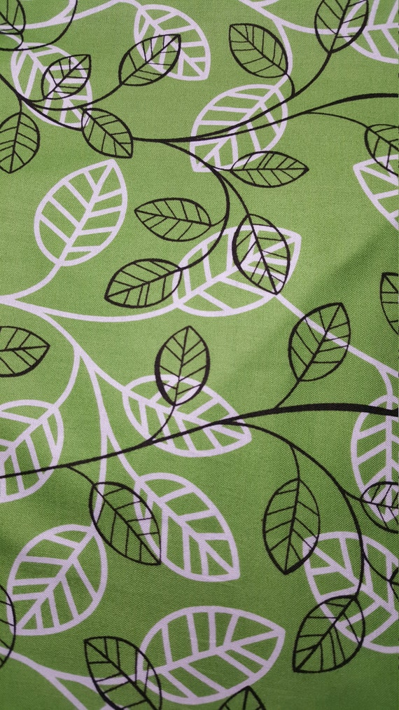 Leaf Print by Heritage Collection for Fabric Tradition ...