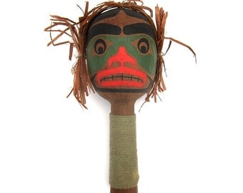 Northwest Indian Rattle