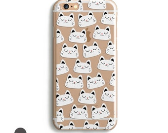 Cat iphone 5 case, Cat iphone 6s case, clear iphone case with design, iphone 5, iphone 6s plus case, iphone 6 plus case protective, iphone 6