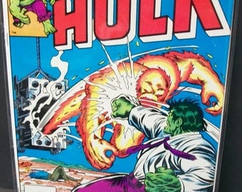 Vintage 1982 The Incredible Hulk No. 285 Hulk Vs ZZZax VF-NM  Condition  Vintage Marvel  Comic Book