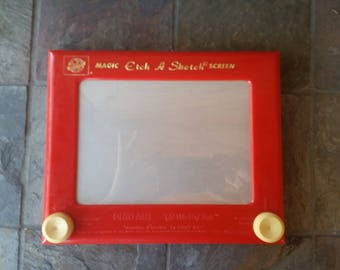 Etch A Sketch #505 From the Ohio Art Company