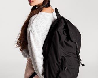 Backpack LeisurePAK black waterproof cordura