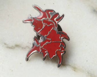 Sepultura , vintage 90s Pins . Rare stock found !!!