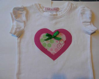 Heart T.shirt or onsie.