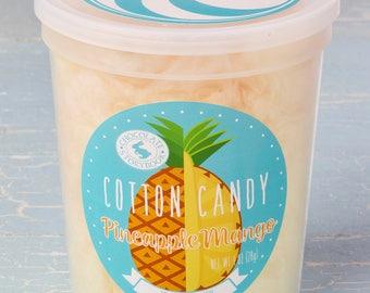 Pineapple Mango Cotton Candy
