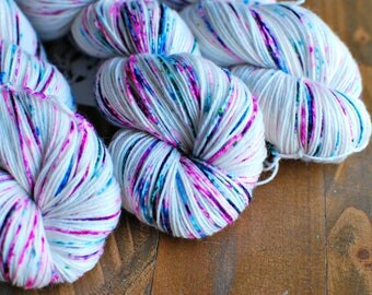 Happiness Project, Hand Dyed Yarn