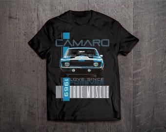 Camaro Shirts, Chevy t shirts, Camaro 1969, Camaro, Cars t shirts, men tshirts, women t shirts, muscle car shirts, chevy hoodie, chevrolet
