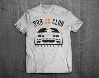Nissan 300 ZX Shirts, 300 Z t shirts, Nissan shirts, Cars shirts, men t shirt, women t shirt, funny shirts, muscle car shirts, Club t shirts