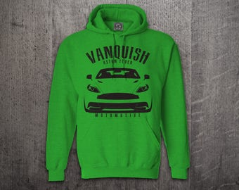 Aston Martin Vanquish Hoodie, Cars hoodies, Aston Martin hoodies, Graphic hoodies, funny hoodies, Cars t shirts, Aston Martin t shirt