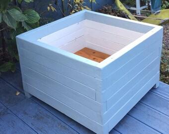 Wooden Garden Planter - Bespoke made to measure