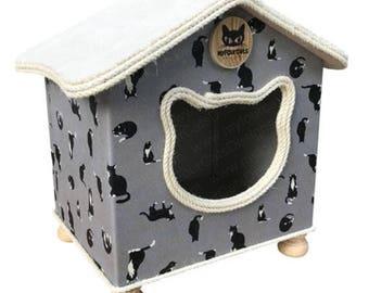Cat Bed Cat House CatCottage Cat Furniture