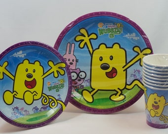 Wow! Wow! Wubbzy Deluxe Birthday Party Package