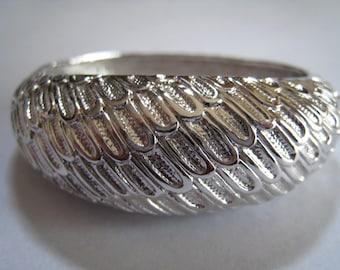 Silver Tone  Bracelet