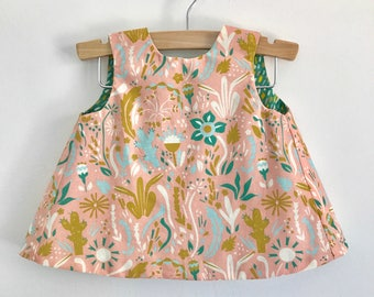 Baby Pinafore Dress