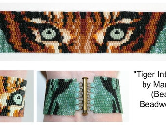 Tiger Intensity Bracelet