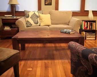 SAF Parsons Coffee Table