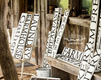 Custom Wood Signs Farmhouse Decor Farmhouse Sign Farmhouse Wall Decor Laundry Room