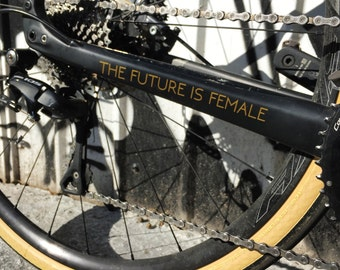 The Future is Female - Vinyl Decal
