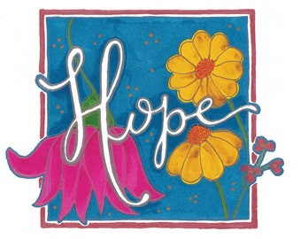 Hope Art (instant digital download)