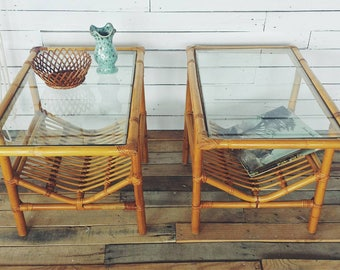 Jungle Side Tables