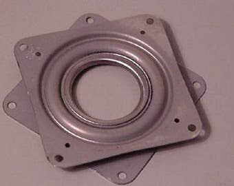 "3""  Lazy Susan Bearings Heavy Duty Metal Bearing Rotating Swivel Turntable 3 INCH 200 lb Capacity Made In USA"