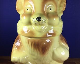 Terrace Ceramics Bear Cookie Jar