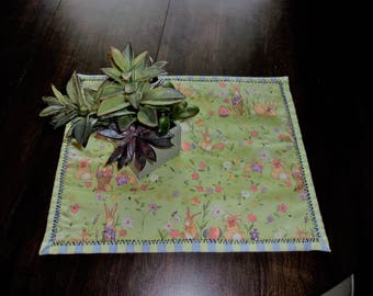 Placemats Easter Bunny Placemats set of 4