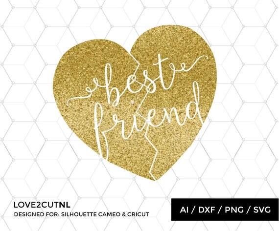 Best Friend SVG DIY Best friend shirt svg cut files svg