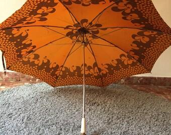 Umbrella, parasol vintage / Vintage umbrella.