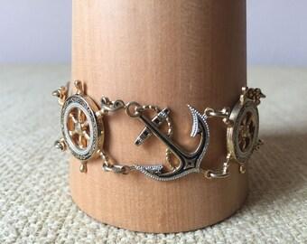 Retro sailor /retro sailor bracelet bracelet.