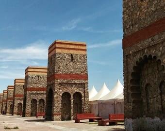 Morocco Print, Marrakech Print, Marrakesh Print, Travel Photography, Wall Art, Home Decor, Wall Decor, Art Print, Colour Photography, Sky