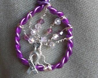 Purple & Pink Hope Tree