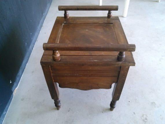 - Antique Potty Chair