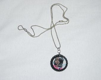 Msashrocks Logo Necklace