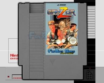 "IN STOCK! ""Gryzor"" Unreleased Australian CONTRA English Version FanBrew Games!"